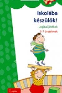 MiniLÜK sorozat – Iskolába készülök! Logikai játékok 5-7 éveseknek