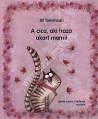 A cica, aki haza akart menni - Jill Tomlinson