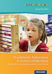 Józsa Krisztián : DIFER A számolás fejlesztése 4-8 éves életkorban