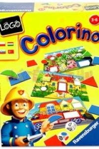 Colorino junior – Készségfejlesztő társasjáték