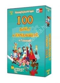 100 rejtvény a tündérmesékből