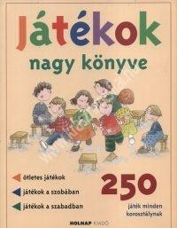 Josep M. Allué : Játékok nagy könyve