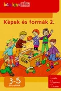 BambinoLÜK sorozat 3-5 éveseknek – Képek és formák 2.