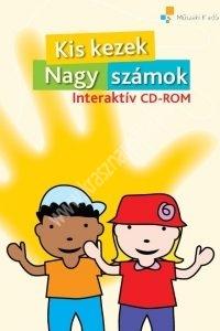 Kis kezek, nagy számok – Tankönyvfüggetlen interaktív e-tananyag CD-ROM
