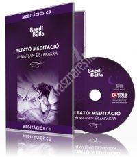 Altató Meditációs CD - Bagdi Bella