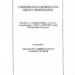 Gerebenné Várbíró K. – Vidákovich T.:A differenciált beiskolázás néhány mérõeszköze