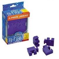 A-ha! Fejtörő logikai játék 4 Pieces jigsaw