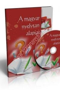 A magyar nyelvtan alapjai 5-8. osztályosoknak - oktató DVD