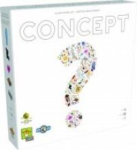 Concept - Kommunikációs társasjáték
