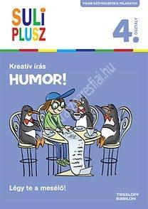 Kreatív írás 4. osztály Humor