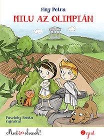 Milu az Olimpián - Most én olvasok 2. szint
