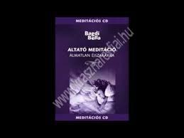 Bagdi Bella : Altató Meditációs CD