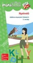 MiniLÜK Nyelvelő - anyanyelvi feladatok 3. osztály