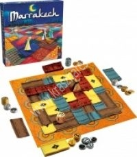 Marrakech - Logikai társasjáték