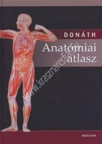 Anatómiai atlasz ( Donáth Tibor )