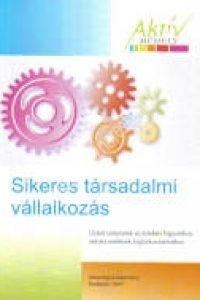 Varga É. – Varga P.:Sikeres társadalmi vállalkozás