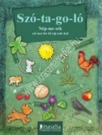 Ballér Judit: Szó-ta-go-ló – Szótagoló Népmesék színezhetõ rajzokkal