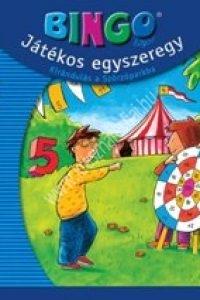 C.Krapp - S. Palmowski: Bingo Játékos egyszeregy - Kirándulás a szorzóparkba