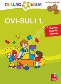 Ovi-suli 1. Színek, formák, idomok
