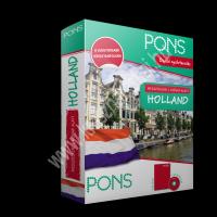 PONS Megszólalni 1 hónap alatt (könyv+CD) Holland