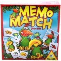 Memo Match memóriajáték