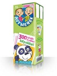 Agymenők 4-5 éves gyerekeknek 300 kérdés és válasz