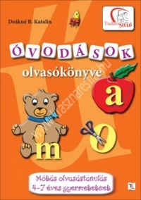 Deákné B. Katalin : Óvodások olvasókönyve A.