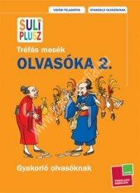 Bozsik Rozália:Olvasóka 2. – Gyakorló olvasóknak