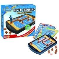 Hídépítő társasjáték River Crossing
