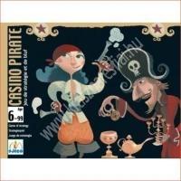 Casino pirate Stratégiai, blöffölős kártyajáték (BNDJ05167)
