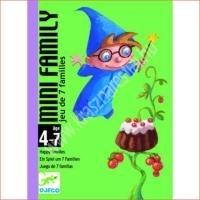 Mini Family Memória és megfigyelés kártyajáték (BNDJ05101)