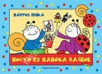 Bogyó és Babóca rajzol Mesekönyv