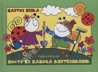 Bogyó és Babóca kertészkedik Mesekönyv