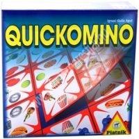 Quickomino társasjáték - Megfigyelés és gyorsaság