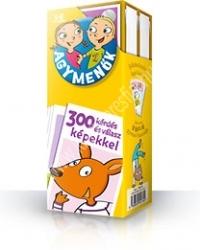 Agymenők 5-6 éves gyerekeknek 300 kérdés és válasz