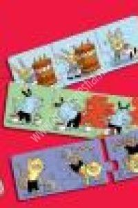 Történet puzzle (8 x 3 részes) – Képességfejlesztő játék (DJ08153BN)
