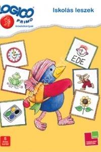 LOGICO Primo - Iskolás leszek - Játékos tanulási, készségfejlesztő sorozat