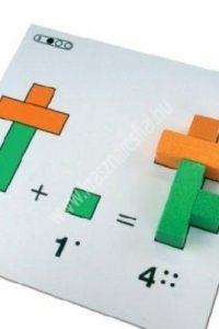 Illesztés, mérés, összehasonlítás - Számolást, logikát fejlesztő eszköz (JG29)