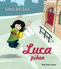 Luca pihen Mesekönyv