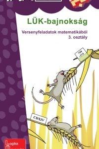 MiniLÜK - LÜK-Bajnokság: Matematika 3. osztály