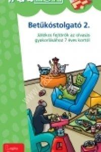 MiniLÜK - Betűkóstolgató 2.