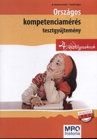 Dr.Munkácsy-Szabó M.:Országos kompetenciamérés tesztgyűjtemény 4. osztályosoknak - Magyar és matematika I.
