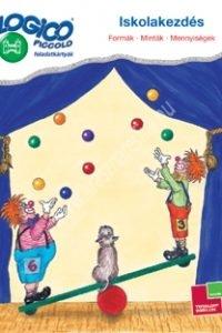 LOGICO Piccolo - Iskolakezdés: Formák, Minták, Mennyiségek - Játékos tanulási, készségfejlesztő sorozat