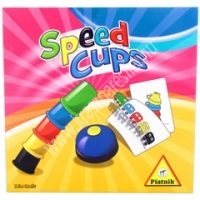 Speed cups Gyors poharak - Megfigyelést fejlesztő társasjáték