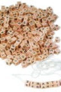 ABC Fa betűkészlet - Képességfejlesztő eszköz GKL2126)