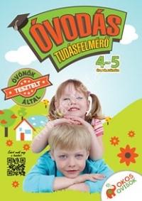 Óvodás tudásfelmérő 4-5 éveseknek
