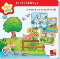 Kirakókönyv Ismered az évszakokat?