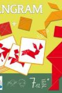 Tangram - Képességfejlesztő játék (DJ08470BN)
