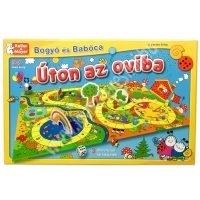 Bogyó és Babóca Úton az oviba - társasjáték