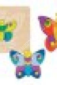 Pillangó fa puzzle - Fejlesztő játék (GK57899)